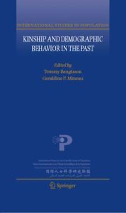 Bengtsson, Tommy - Kinship and Demographic Behavior in the Past, ebook