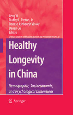 Gu, Danan - Healthy Longevity in China, e-kirja