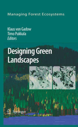 Gadow, Klaus - Designing Green Landscapes, ebook