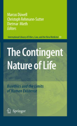 Düwell, Marcus - The Contingent Nature of Life, ebook