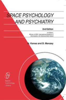 Kanas, Nick - Space Psychology and Psychiatry, ebook