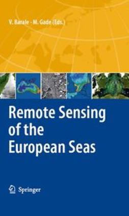 Barale, Vittorio - Remote Sensing of the European Seas, ebook