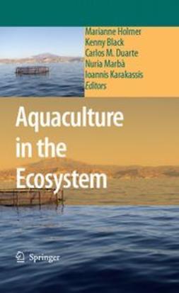 Black, Kenny - Aquaculture in the Ecosystem, e-kirja