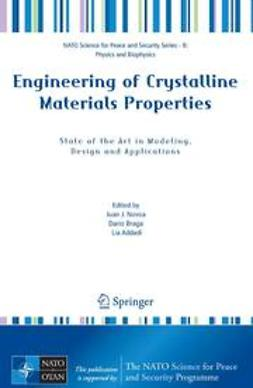 Addadi, Lia - Engineering of Crystalline Materials Properties, e-bok
