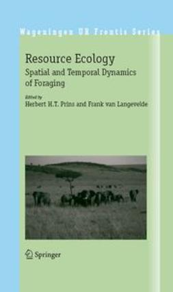 Langevelde, Frank - Resource Ecology, ebook