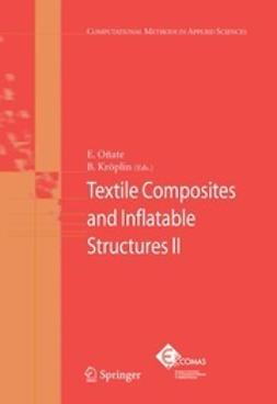 Oñate, Eugenio - Textile Composites and Inflatable Structures II, ebook