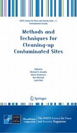 Annable, Michael D. - Methods and Techniques for Cleaning-up Contaminated Sites, ebook