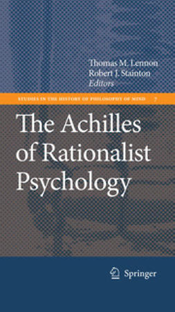 Lennon, Thomas M. - The Achilles of Rationalist Psychology, e-kirja