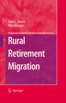 Arguillas, Marie-Joy - Rural Retirement Migration, ebook