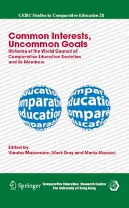 Bray, Mark - Common Interests, Uncommon Goals, ebook