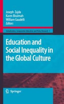 Biraimah, Karen - Education and Social Inequality in the Global Culture, ebook