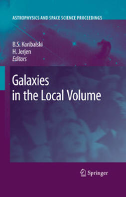 Jerjen, H. - Galaxies in the Local Volume, e-bok