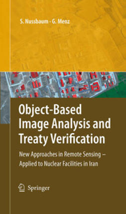 Menz, Gunter - Object-Based Image Analysis and Treaty Verification, ebook