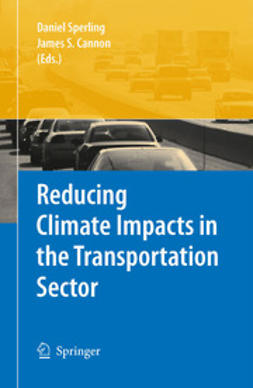 - Reducing Climate Impacts in the Transportation Sector, ebook