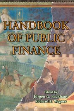 Backhaus, Jürgen G. - Handbook of Public Finance, ebook