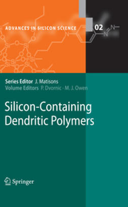 Dvornic, Petar R. - Silicon-Containing Dendritic Polymers, ebook