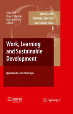 Fien, John - Work, Learning and Sustainable Development, e-bok