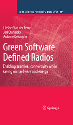 Craninckx, Jan - Green Software Defined Radios, ebook