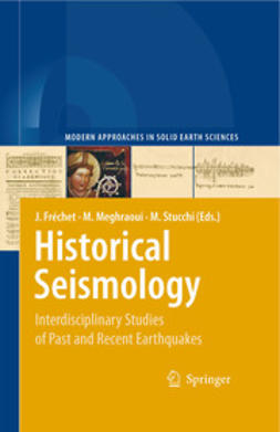 Fréchet, Julien - Historical Seismology, ebook