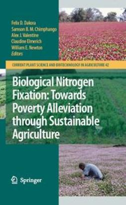 Chimphango, Samson B. M. - Biological Nitrogen Fixation: Towards Poverty Alleviation through Sustainable Agriculture, e-bok