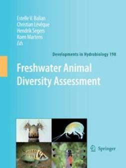 Balian, E. V. - Freshwater Animal Diversity Assessment, ebook