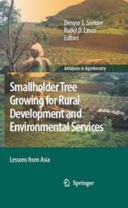 Lasco, Rodel D. - Smallholder Tree Growing for Rural Development and Environmental Services, ebook