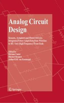 Casier, Herman - Analog Circuit Design, e-bok