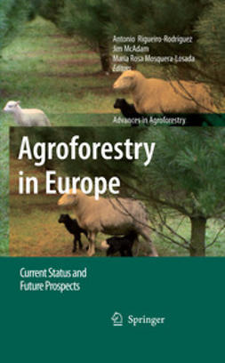 McAdam, Jim - Agroforestry in Europe, ebook
