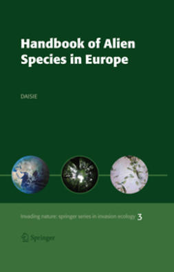 - Handbook of Alien Species in Europe, ebook