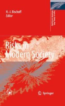 Bischoff, Hans-Jürgen - Risks in Modern Society, ebook