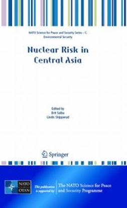 Salbu, Brit - Nuclear Risks in Central Asia, ebook