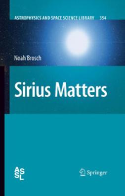 Brosch, Noah - Sirius Matters, ebook