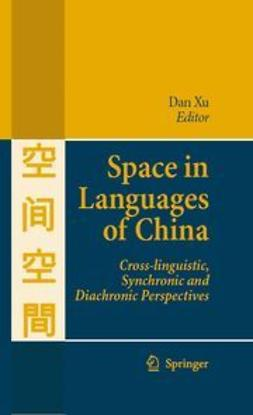 Xu, Dan - Space in Languages of China, ebook