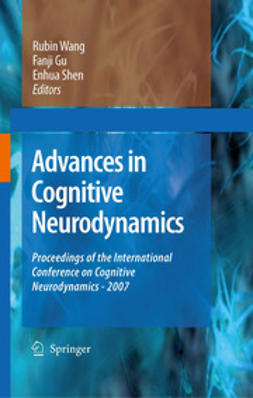 Gu, Fanji - Advances in Cognitive Neurodynamics ICCN 2007, ebook