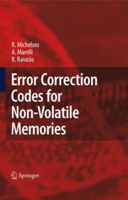 Marelli, A. - Error Correction Codes for Non-Volatile Memories, ebook