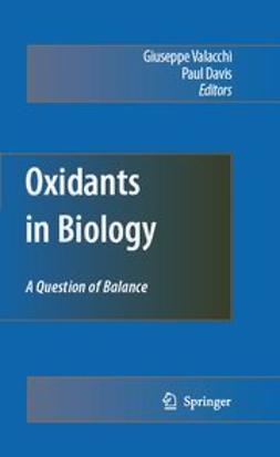 Davis, Paul A. - Oxidants in Biology, e-kirja