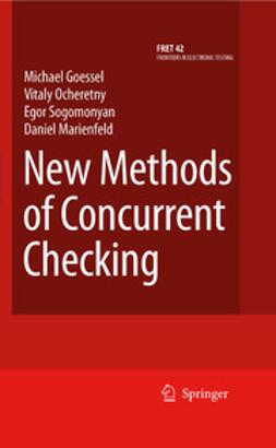 Göessel, Michael - New Methods of Concurrent Checking, ebook