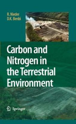 Benbi, D. K. - Carbon and Nitrogen in the Terrestrial Environment, ebook