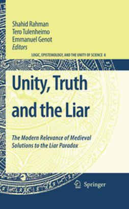 Genot, Emmanuel - Unity, Truth and the Liar, ebook
