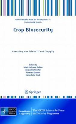 Fletcher, Jacqueline - Crop Biosecurity, ebook