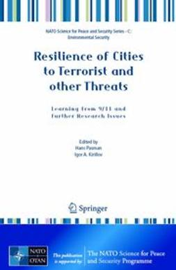 Kirillov, Igor A. - Resilience of Cities to Terrorist and other Threats, ebook