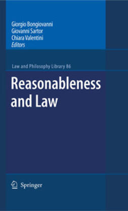 Bongiovanni, Giorgio - Reasonableness and Law, ebook