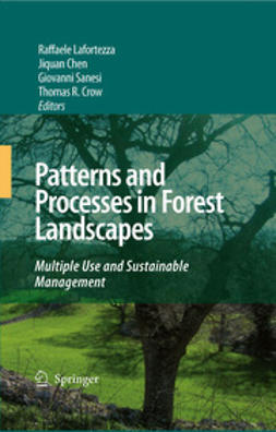 Chen, Jiquan - Patterns and Processes in Forest Landscapes, ebook