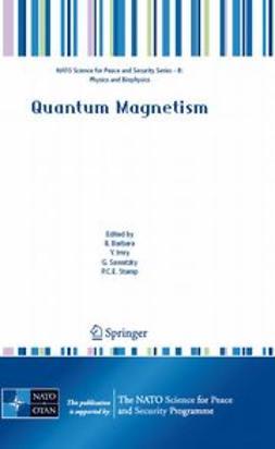 Barbara, Bernard - Quantum Magnetism, ebook
