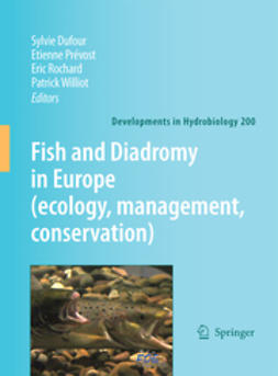 Dufour, Sylvie - Fish and Diadromy in Europe (ecology, management, conservation), ebook
