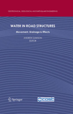 Dawson, Andrew - Water in Road Structures, ebook