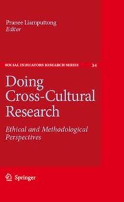 Liamputtong, Pranee - Doing Cross-Cultural Research, ebook