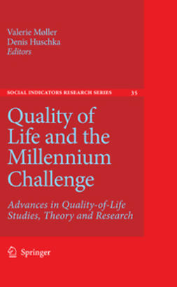 Huschka, Denis - Quality of Life and the Millennium Challenge, e-bok
