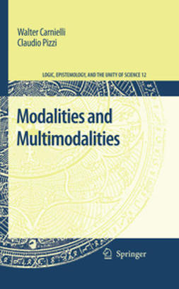 Carnielli, Walter - Modalities and Multimodalities, e-bok