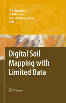 Hartemink, Alfred E. - Digital Soil Mapping with Limited Data, ebook